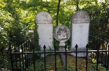 Louis-Jérôme Gohier (Político Revolucionario) es enterrado junto a su esposa