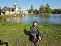 Carla en La Torre Marlborough