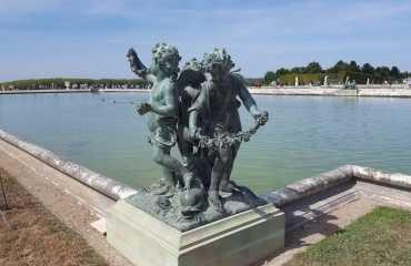 Estanque Central Versalles