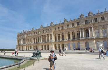 Frontis del Palacio