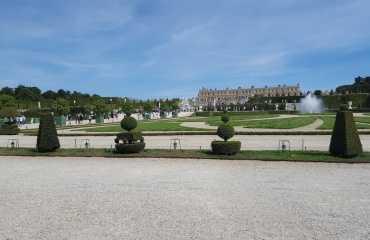 Jardin de Versalles 1