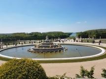La Fuente y el Parterre de Latone