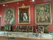 Salon de Apolo o Sala de trono