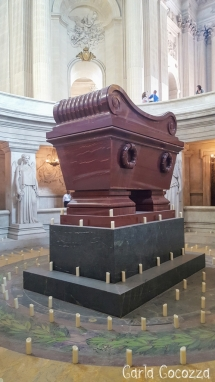 Sarcófago de Napoleón Bonaparte