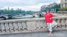 fondo puente Notre-Dame