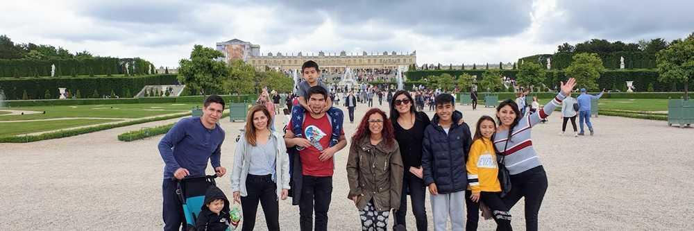 versalles-familia