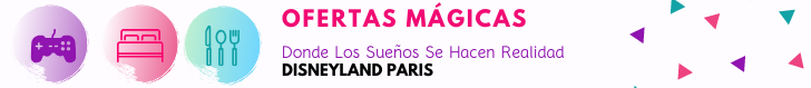 ofertas disney paris