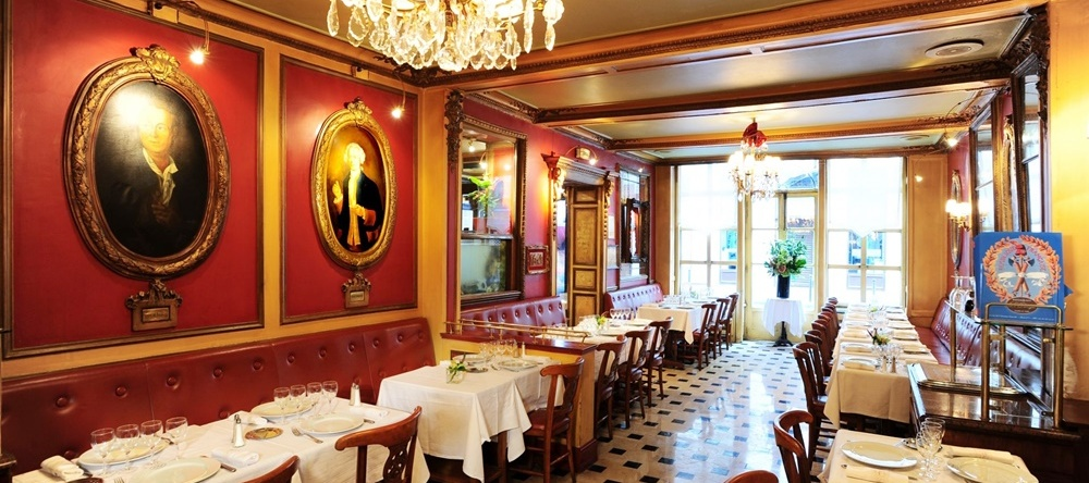 restaurante procope