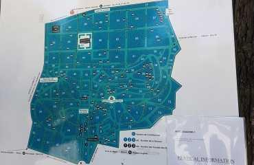 Mapa informativo