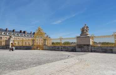 Entrada de Versalles