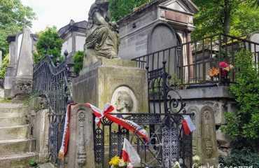 cementerio de Père Lachaise .