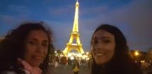 La Torre Eiffel y Mi hermanita, Yo