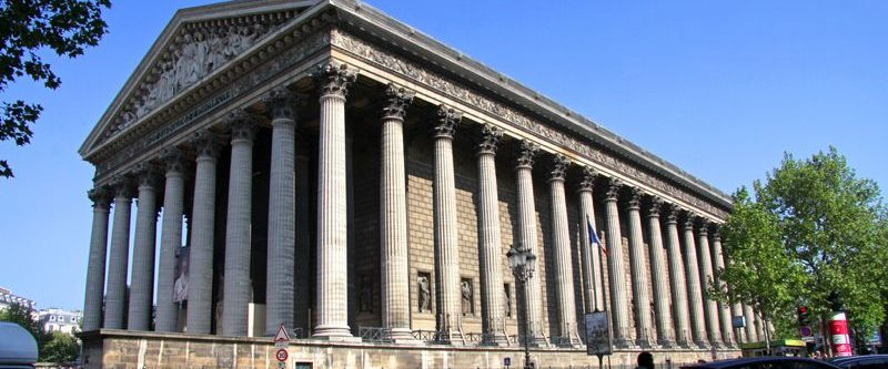 la-Madeleine-en-París